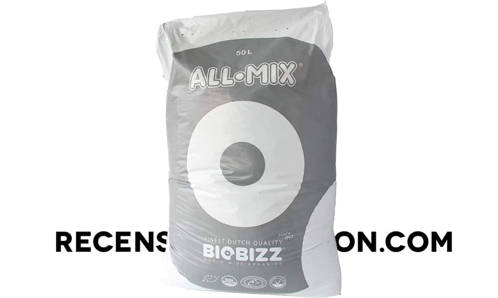Recensione BioBizz All-Mix Sacco Terriccio