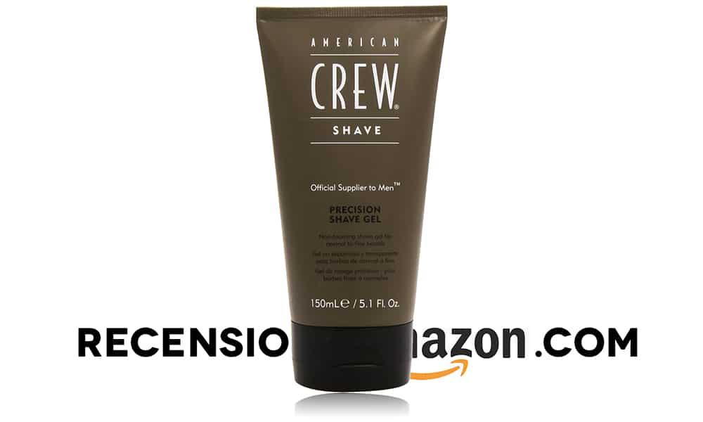 Recensione American Crew Gel da barba