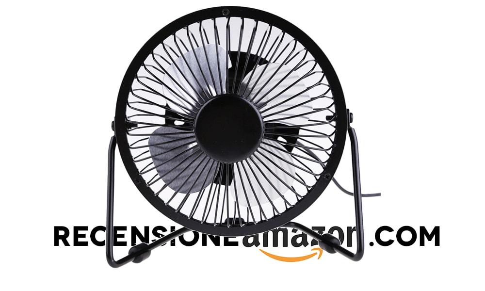 Recensione ventilatore da tavolo usb bluboon per casa e ufficio recensione amazon - Ventilatore da tavolo usb ...