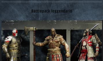Grazie ad Amazon anche il Battle Pack Leggendario
