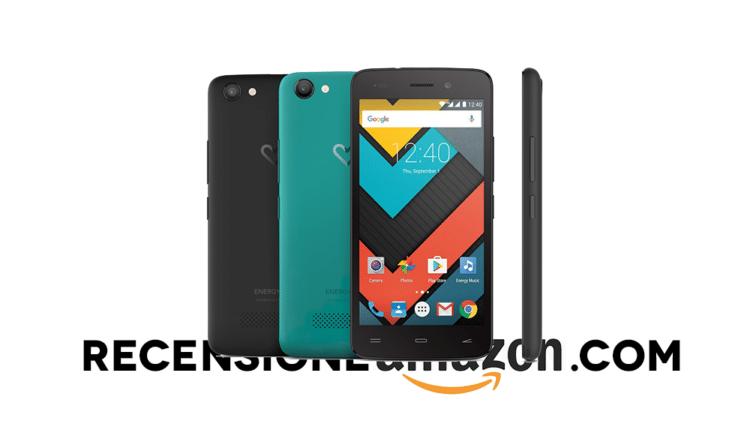 Recensione Energy Sistem Neo 2, lo smartphone economico ma funzionale