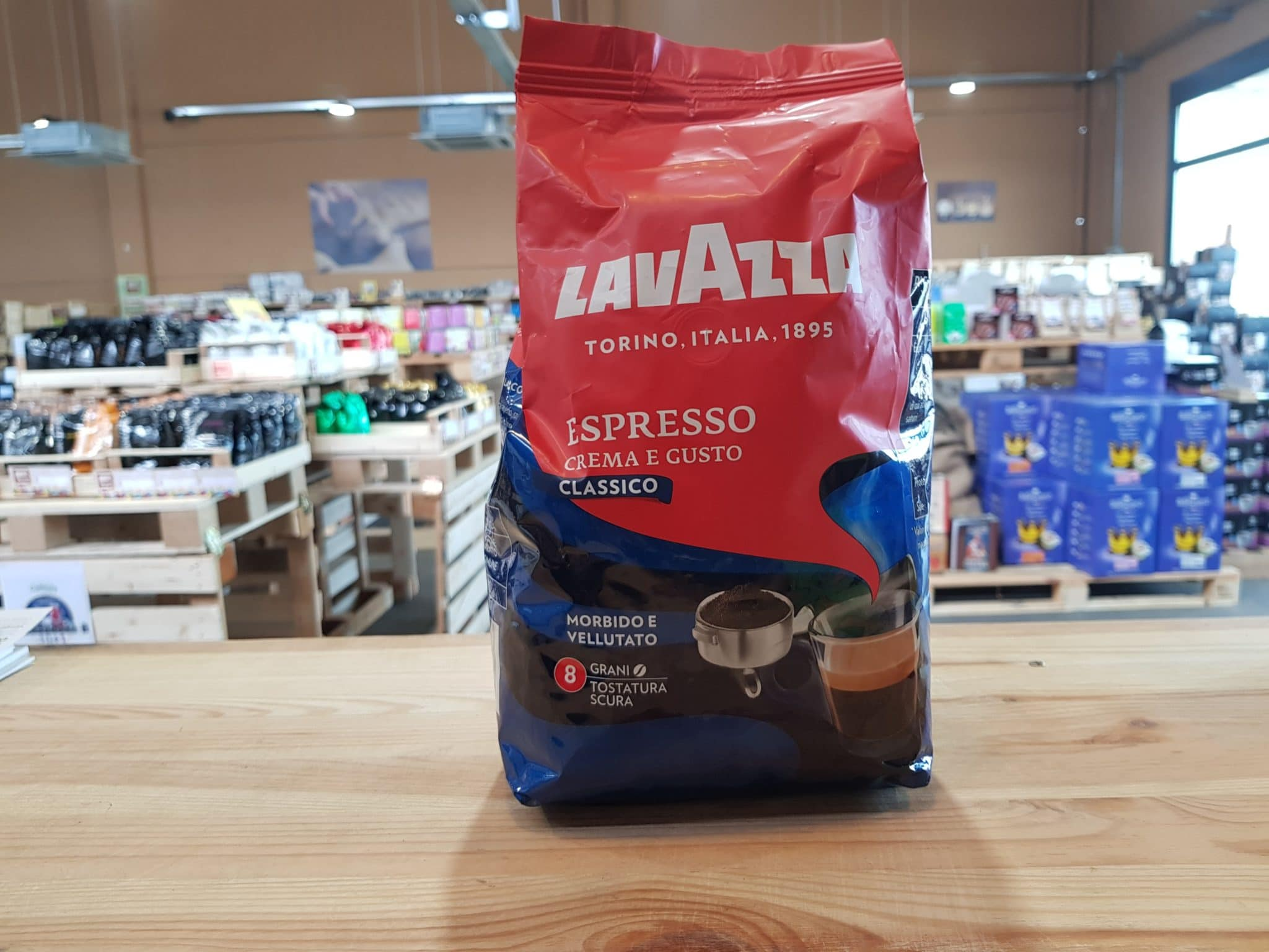 Recensione Lavazza - Espresso, Crema e Gusto in Grani