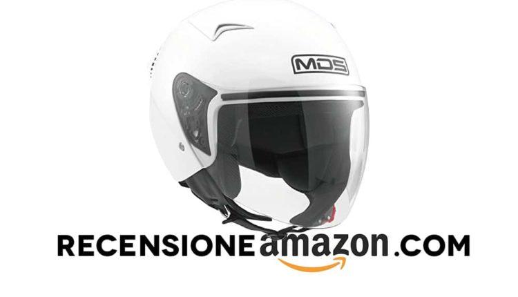 Recensione MDS Casco Moto G240 E2205 Solid